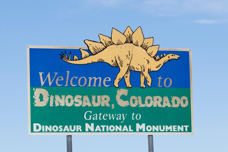 dinosaur-colorado
