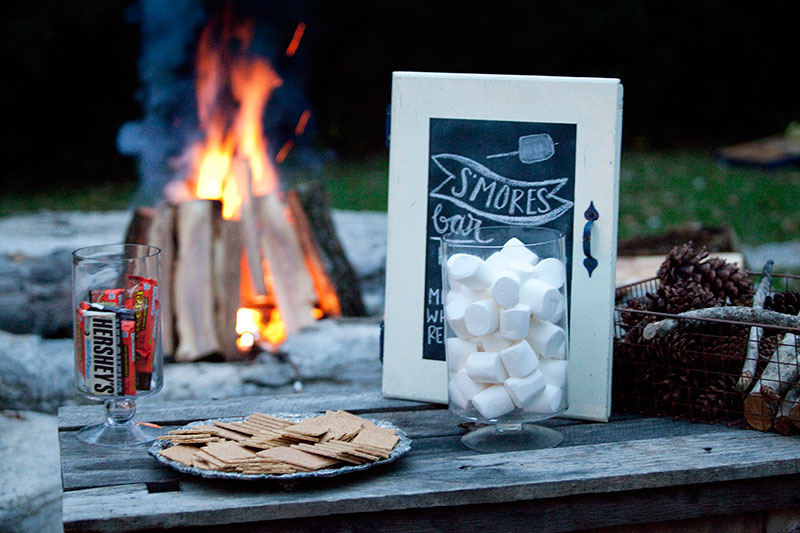 smores-bar-wedding